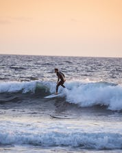 Surfing Tenerife