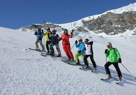Kids Ski Lessons (7-13 y.) for All Levels