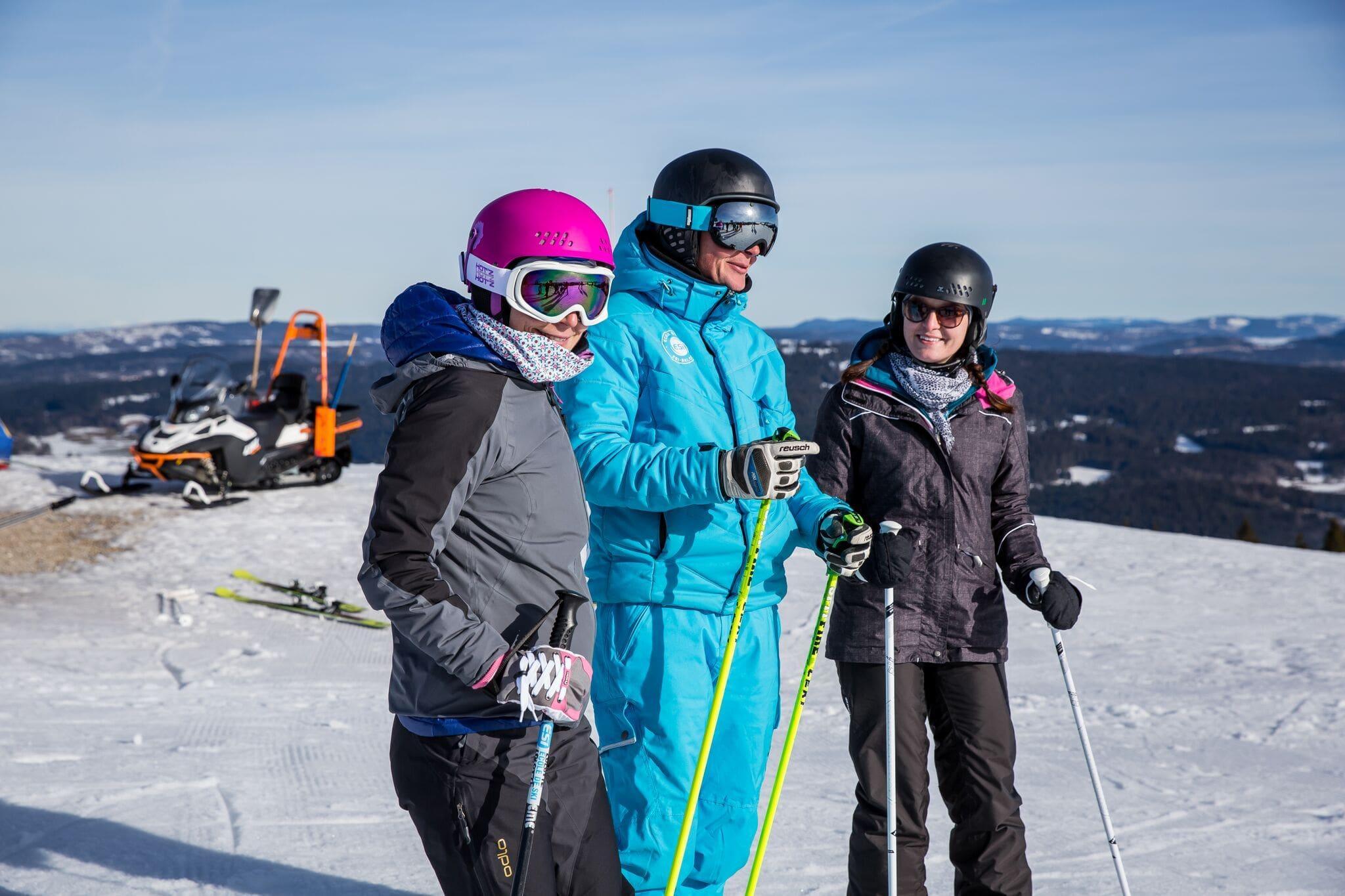 Cours de ski Ados & Adultes - Basse saison