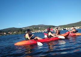Kayak Tour - Río Tambre