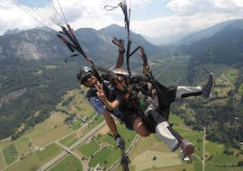 Tandem Paragliding in the Glarnerland & Walensee - Kids