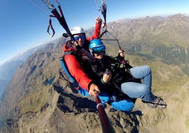 Thermic Tandem Paragliding in East Tyrol
