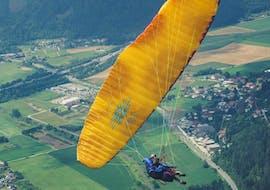 Tandem Paragliding in Carinthia - Adrenaline