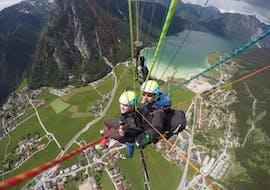 "Tandem Paragliding at Achen Lake - ""Panorama"""