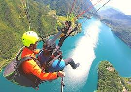 Tandem Paragliding am Idrosee