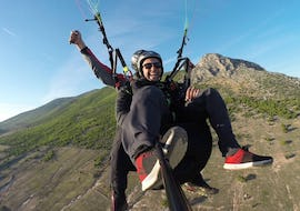 Tandem Paragliding in Athen