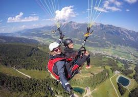 Vol en parapente panoramique à Haus im Ennstal (dès 12 ans) - Hauser Kaibling