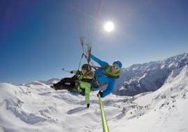 Parapente biplaza térmico en Oberstdorf - Nebelhorn