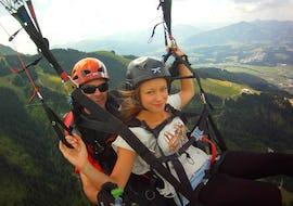 Tandem Paragliding - Fieberbrunn