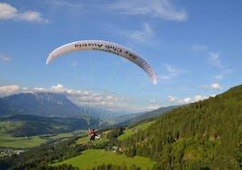 Panorama Tandem Paragliding in Gröbming (vanaf 6 j.) - Michaelerberg