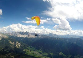 Tandem Paragliding from Plose - Classic
