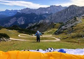 Tandem Paragliding - Grubigstein