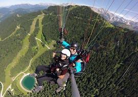 Panorama Tandem Paragliding in Garmisch-Partenkirchen