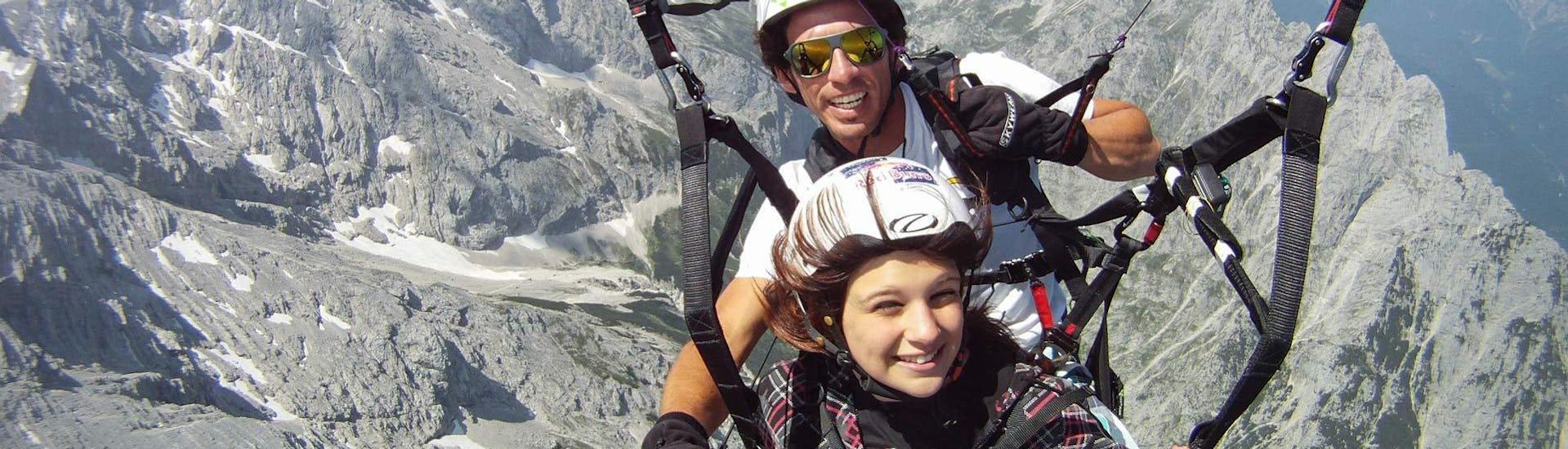Tandem Paragliding in Garmisch-Partenkirchen - Early Bird