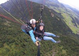 Tandem Paragliding in Kössen - High-Altitude Flight