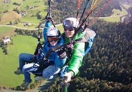 Tandem Paragliding in Kössen - Kids Spezial