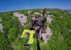 Tandem Paragliding in Plitvice Lakes National Park