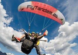 Thermik Tandem Paragliding in Salzburg Stadt