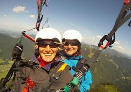 Tandem Paragliding in Wallberg & Brauneck - Bavarian Alps