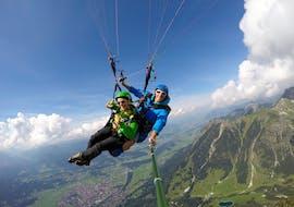 Tandem Paragliding Classic on the Nebelhorn