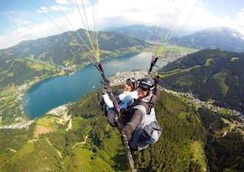 Vol en parapente à haute altitude à Zell am See (dès 6 ans) - Schmittenhöhe avec Paragliding Zell am See