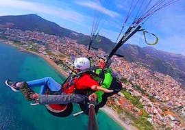 Tandem Paragliding on the Dalmatian Coast