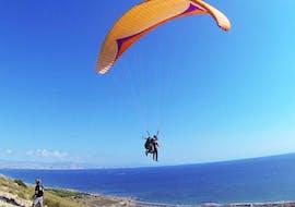 Tandem Paragliding Panorama Flight at Costa Blanca
