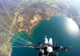 Tandem Paragliding at Lake Annecy - Performance