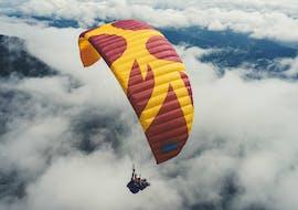 Volo panoramico in parapendio biposto a Villaco (da 6 anni) - Radsberg
