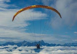 Thermisch tandem paragliding in Klagenfurt (vanaf 6 j.) - Radsberg