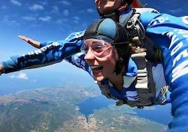 Tandem Skydive in Hvar from 3000m