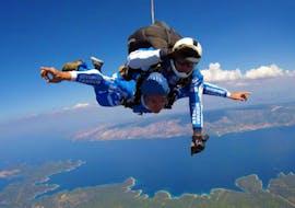 Tandem Skydive in Split from 3000m