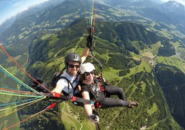 "Tandem Paragliding ""Panorama"" - Werfenweng/Bischling"