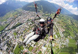 Tandem Paragliding in East Tyrol - The Classic
