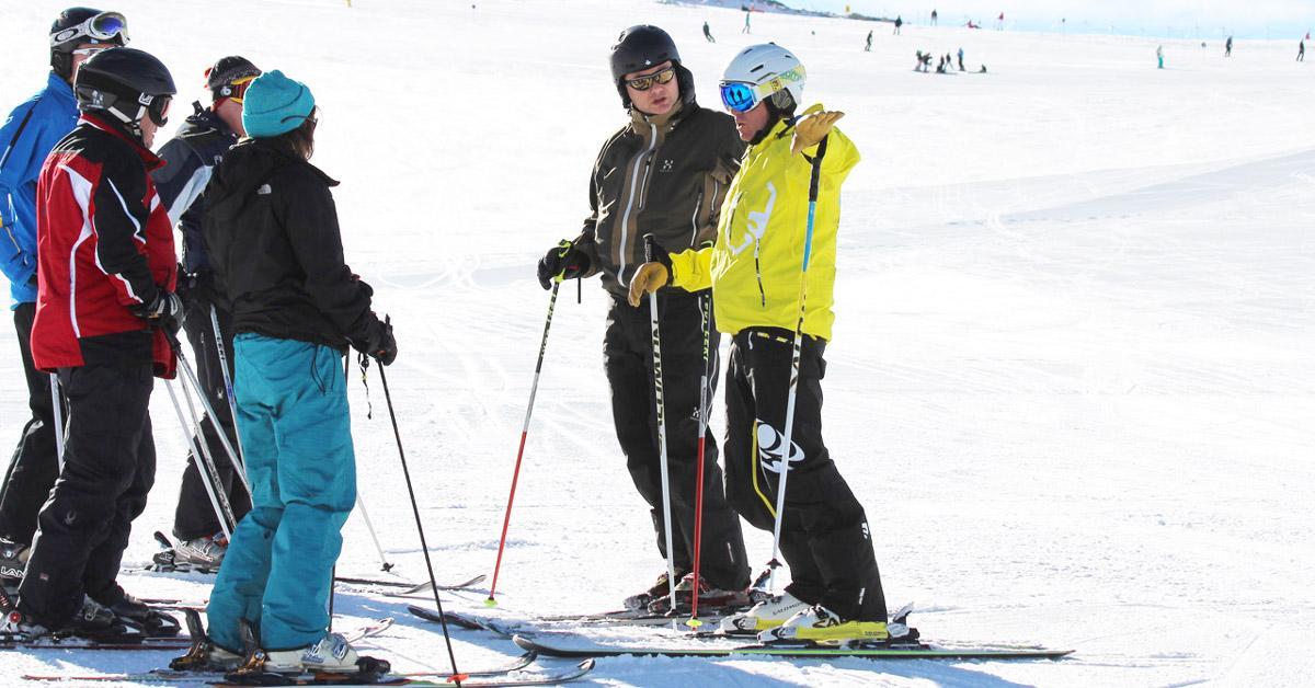Cours de ski Adultes à Chamonix/Brévent - Perfectionnement