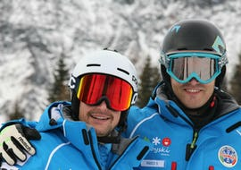 Ski Lessons for Adults - Weekend