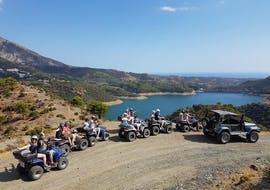2-hour Quad Biking Tour in Sierra de las Nieves - Marbella
