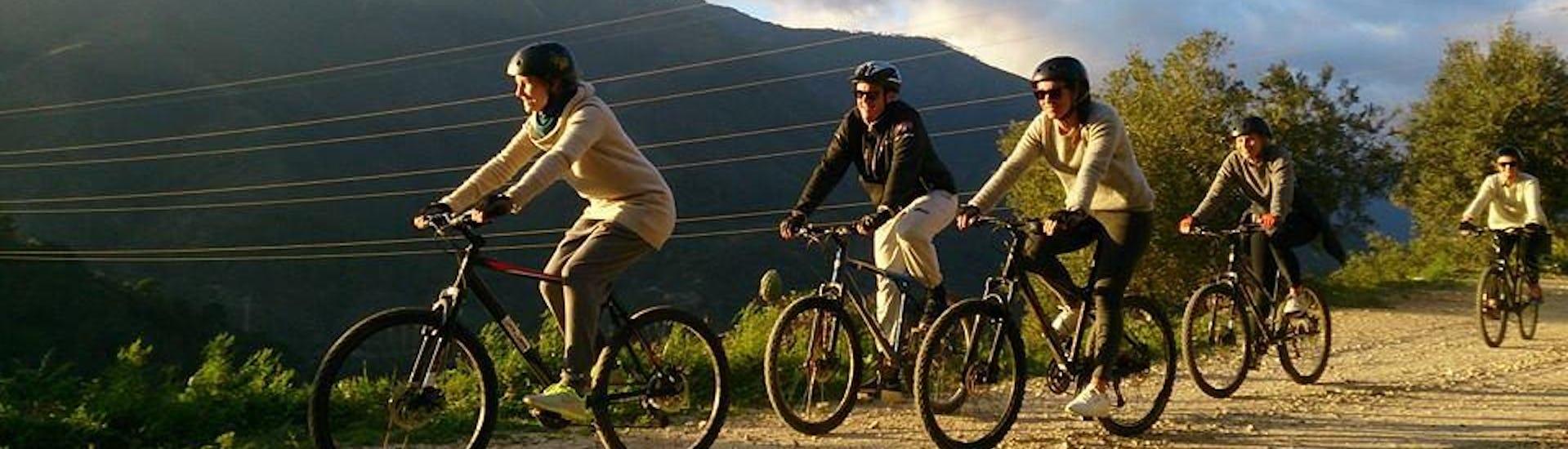 Mountain Bike Tour in Sierra de las Nieves - Marbella
