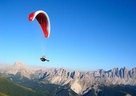 Tandem Paragliding from Plose - Thermal Flight