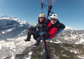 Thermic Tandem Paragliding from Krvavec Mountain
