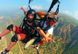 Thermic Tandem Paragliding on the Dalmatian Coast