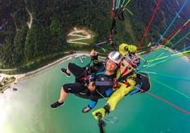 "Tandem Paragliding ""Thermal flight"" - Achensee"