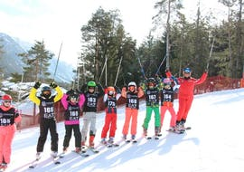 Ski Lessons for Kids (6-14 years) - High Season