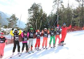 Ski Lessons for Kids (6-14 years) - High Season