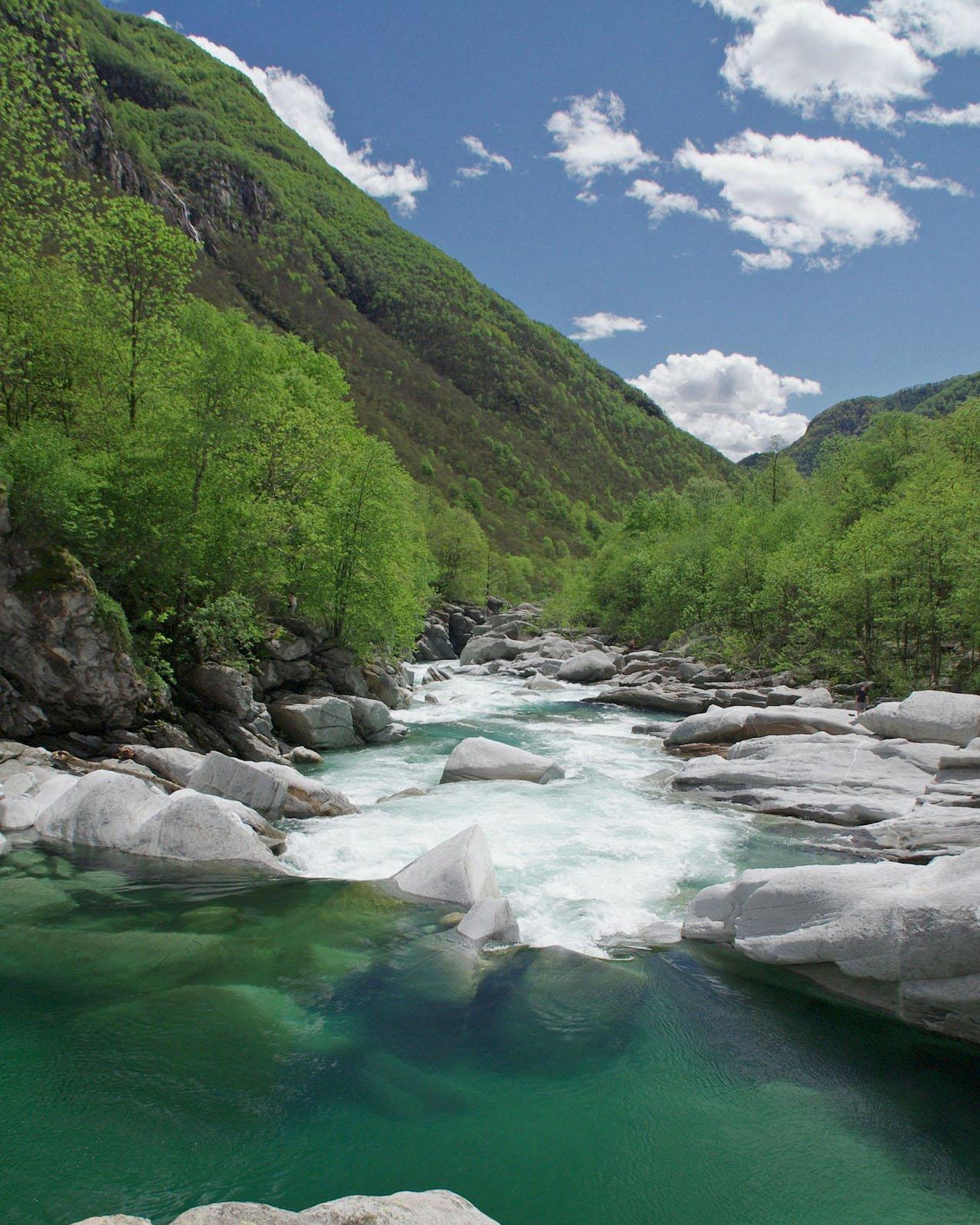 Rafting & Canyoning Ticino (c) Pixabay