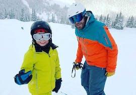 Privé skilessen voor kinderen voor alle niveaus met Skischule Veraguth Flims