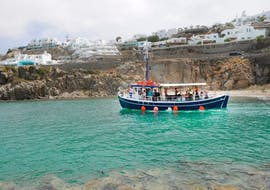 Private Boat Tour along Mykonos Coast with Snorkeling