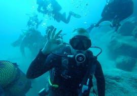 Discover Scuba Duiken in Los Cristianos voor beginners met Big Fish Tenerife