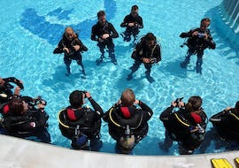 Trial Scuba Diving Course in Chania for Beginners