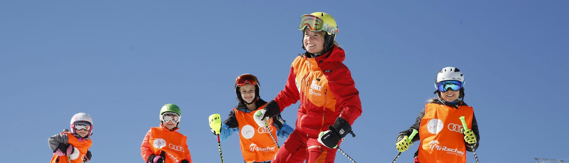 Ski Lessons for Kids (4-12 years) - Rohrmoos